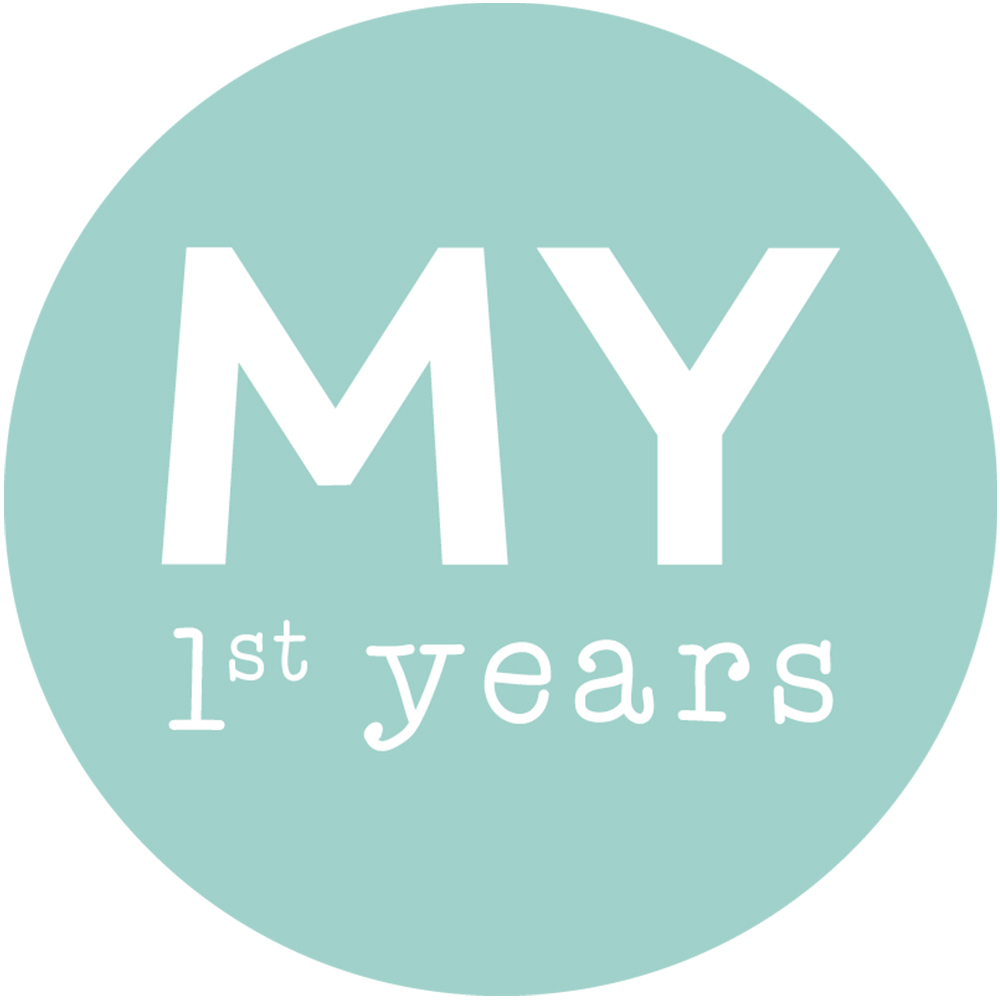 Personalised Baby Onesie Grey Fleece My 1st Years
