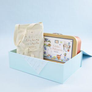 Personalised Little Baker Gift Set