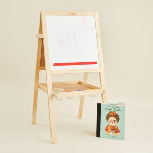 Personalised Little Artist Read & Play Gift Set