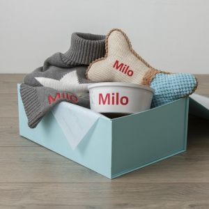 Personalised Dog Jumper Gift Set