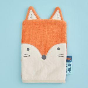 Fox Bath Mitt