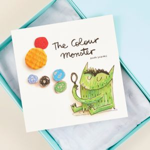 The Colour Monster Book