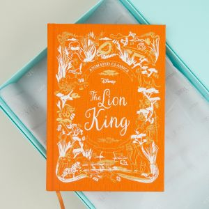 Disney Animated Classics The Lion King Book