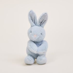 Mini Blue Bunny Soft Toy