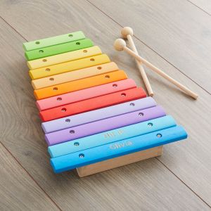 Personalized Colorful Xylophone Toy