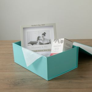 Personalised Cosy Home Mother's Day Gift Set