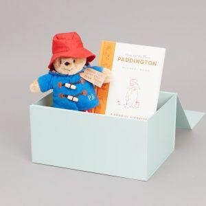 Personalised Paddington Bear Read and Play Gift Set