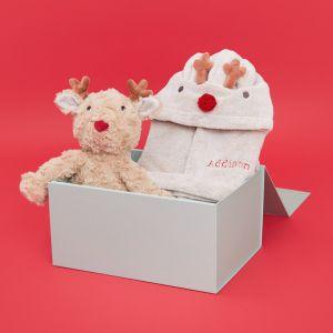 Personalised Goodnight Reindeer Gift Set