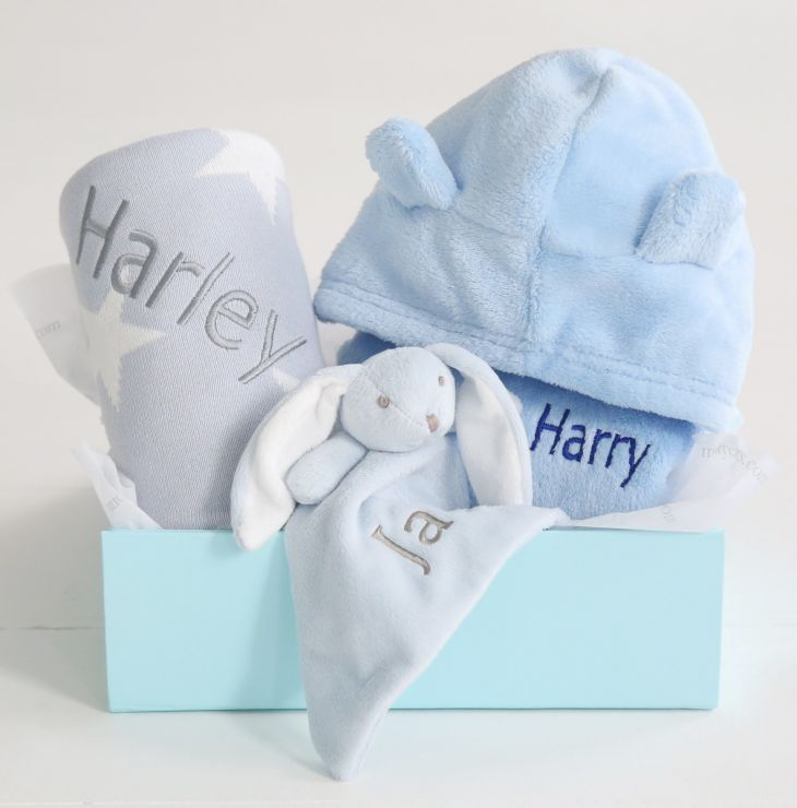 Home from Hospital Gift Set - Blue