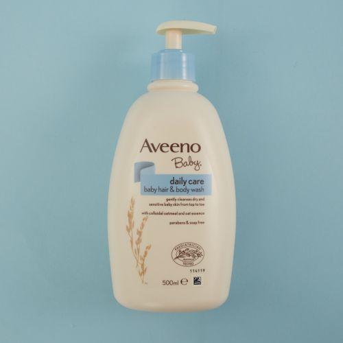 AVEENO® Baby Daily Care Hair & Body Wash 500ml