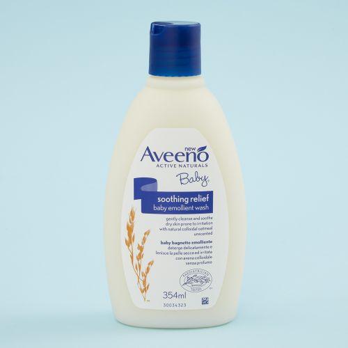 AVEENO® Baby Soothing Relief Emollient Wash