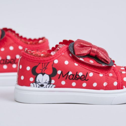Personalised Minnie Mouse Toddler Trainers