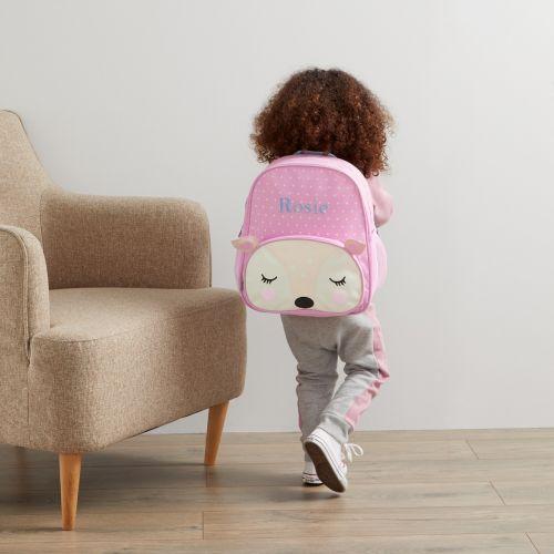 Personalised Baby Deer Mini Backpack