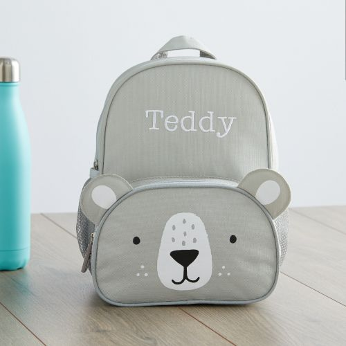 Personalized Bear Mini Backpack Main