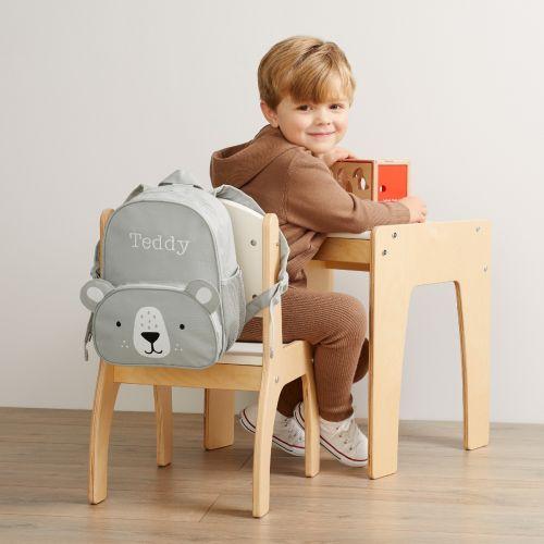Personalised Bear Mini Backpack