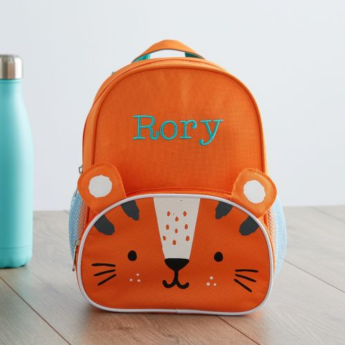 Personalized Tiger Mini Backpack Main