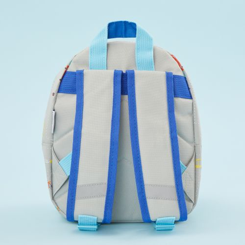 Personalized Transport Print Mini Backpack