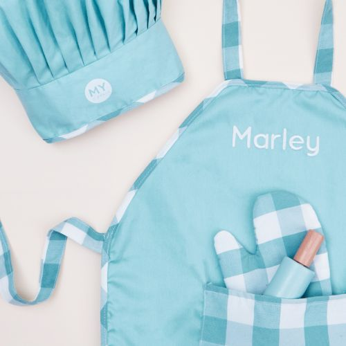 Personalised Little Chef Play Set