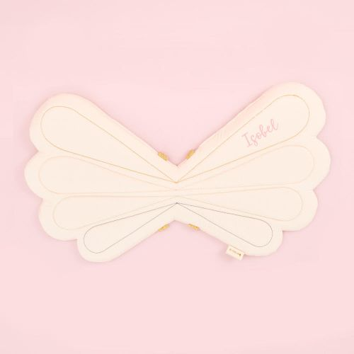 Personalised Fabelab Rainbow Organic Cotton Wings
