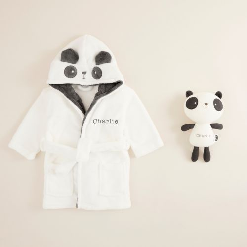 Personalised Panda Goodnight Gift Set