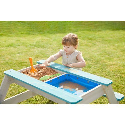 Personalised Plum® Surfside Sand & Water Table [Teal]