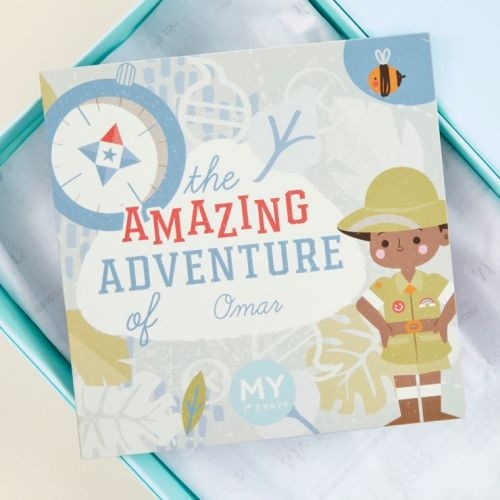 Personalised The Adventure of You Story Book Paperback