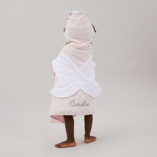 Personalised Fairy Princess Bath Wrap Model