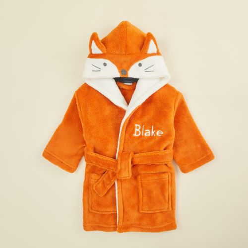 Personalized Fox Robe