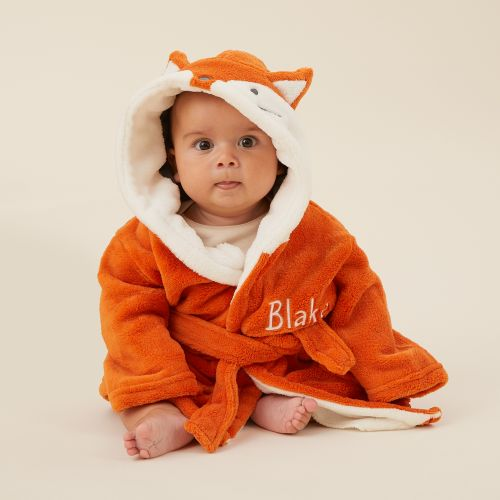 Personalized Fox Robe Model 1