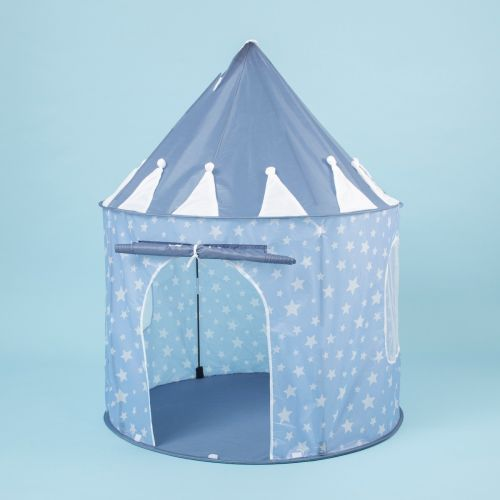 Personalized Kids Concept Blue Star Play Tent