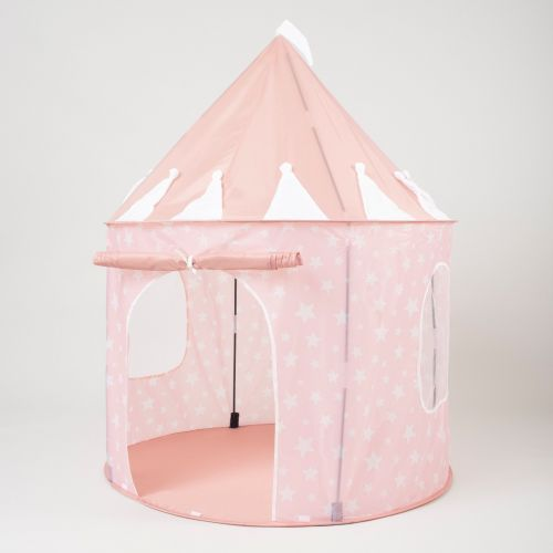 Personalised Kids Concept Pink Star Play Tent