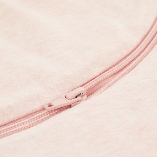 Personalised Purflo Pink Swaddle to Sleep Bag