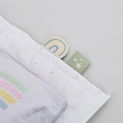 Personalised 3 Pocket Cot Storage