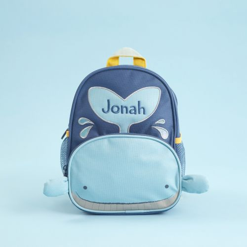 Personalised Whale Mini Backpack
