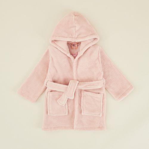 Personalised Pink 'Loves Mummy' Dressing Gown