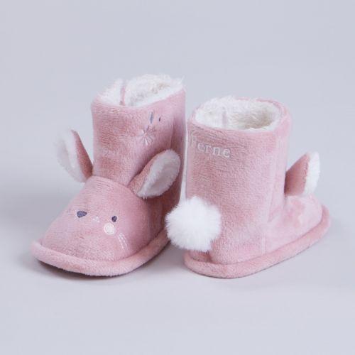 Personalised Bunny Booties