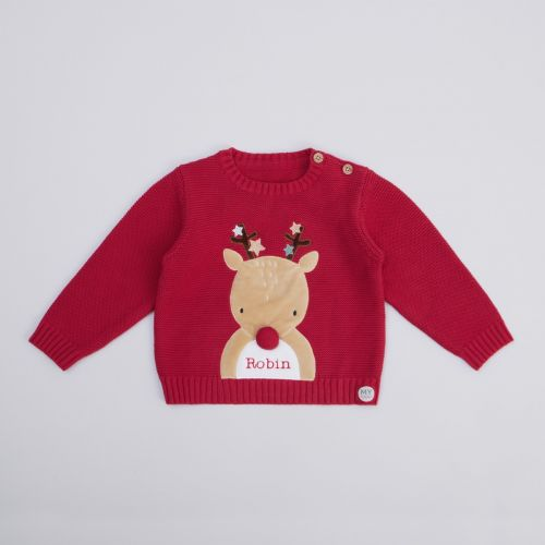Personalised Children's Christmas Jumper