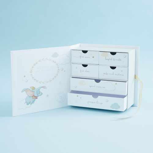Personalized Disney Dumbo 'My Little Keepsakes' Box