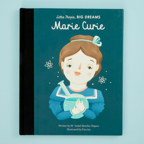 Personalised Little People, Big Dreams Marie Curie Book