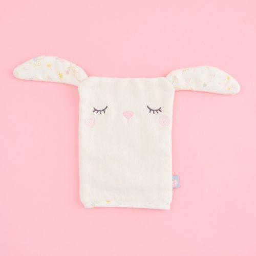 Bunny Bath Mitt