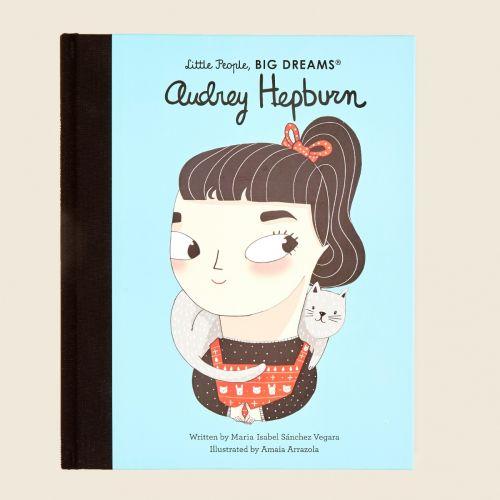 Personalised Little People, Big Dreams Audrey Hepburn Book