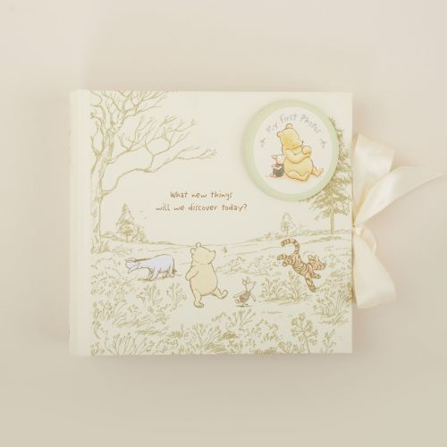 Personalised Classic Winnie The Pooh First Photo Album