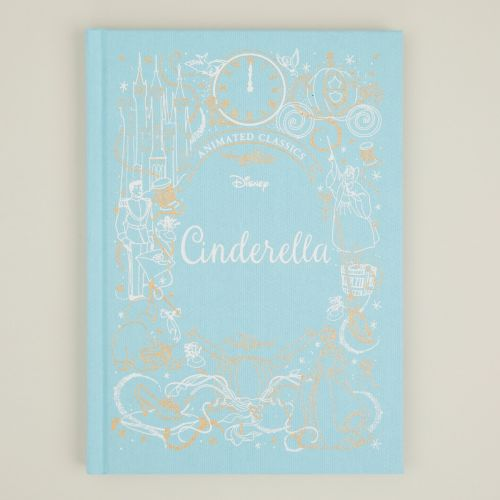 Disney Animated Classics Cinderella Book