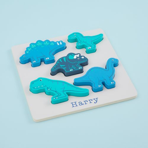 Personalized Dinosaur Puzzle