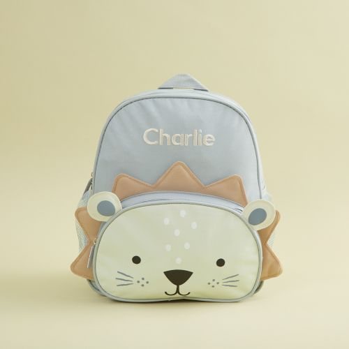 Personalised Lion Infant Backpack