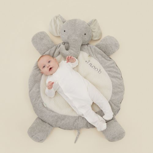 Personalized Elephant Playmat Model
