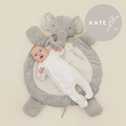 Personalised Elephant Playmat Model