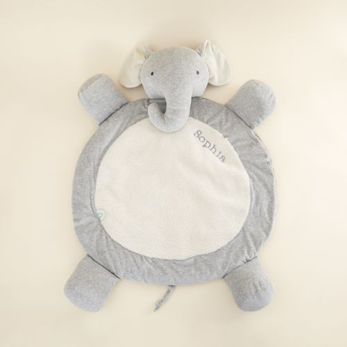Personalised Elephant Playmat