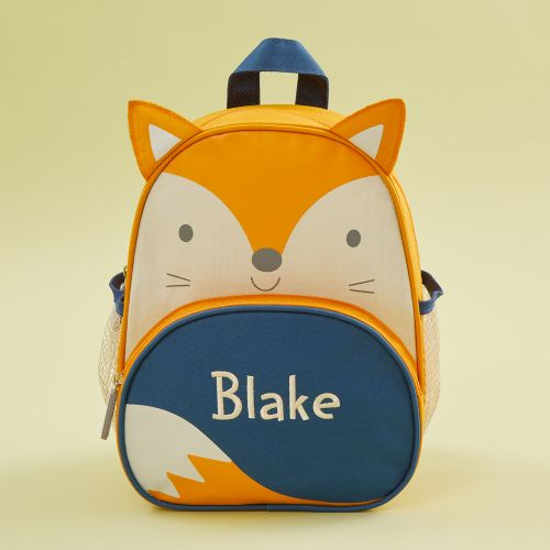 Personalised Fox Mini Backpack