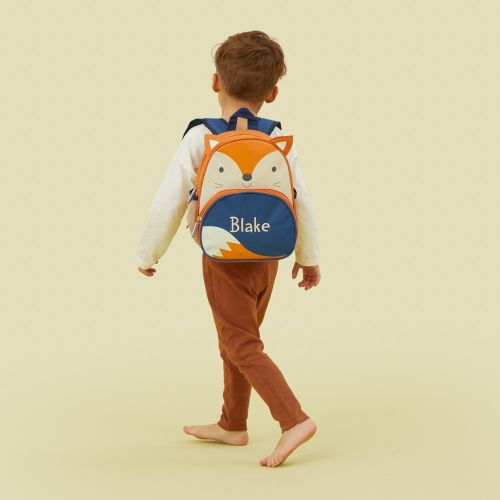 Personalized Fox Mini Backpack Model